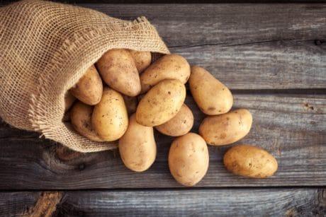 Saco de Batatas - Carregar ou abandonar?
