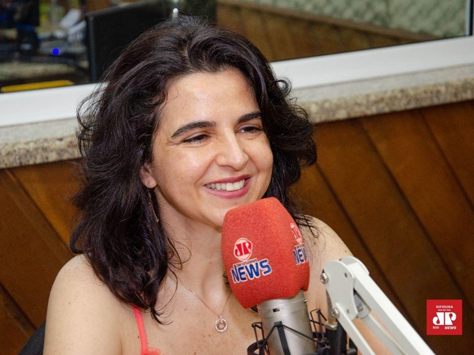 Karina no Radio Jovem Pan News