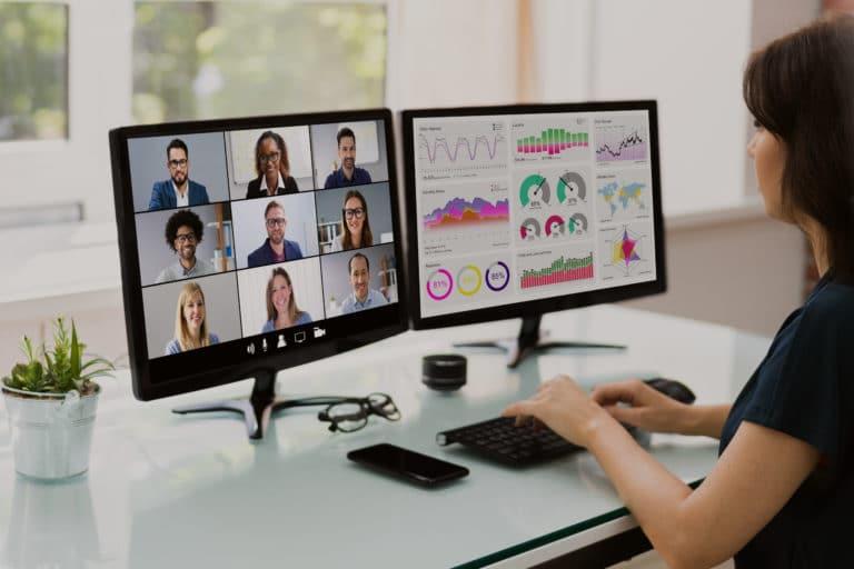 Como fazer reuniões online produtivas.