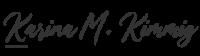 Logo-KarinaMKimmig_mobile